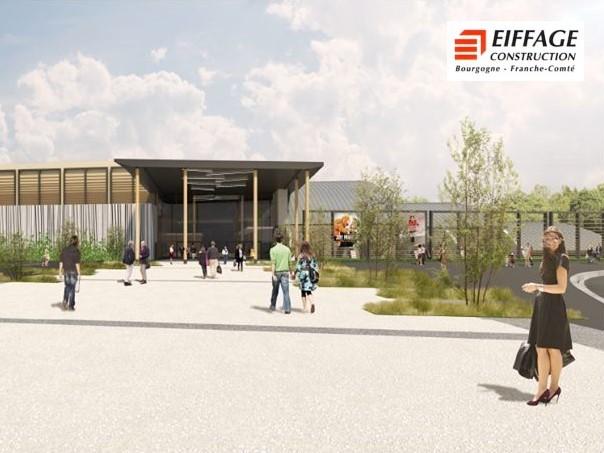 Client : Eiffage Construction Bourgogne Franche-Comté