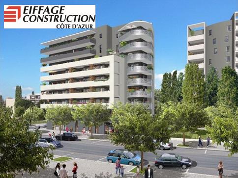 Client : Eiffage Construction Côte d'Azur